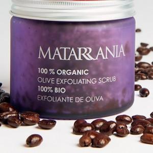 EXFOLIANTE DE OLIVA 100% BIO