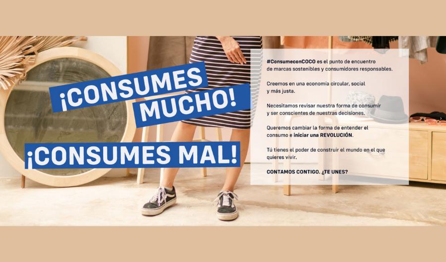 Consume con coco de María Negro