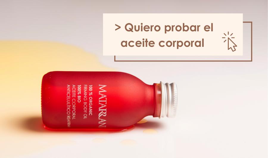 Aceite corporal Matarrania