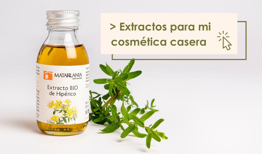 Extracto vegetal de hipérico Matarrania