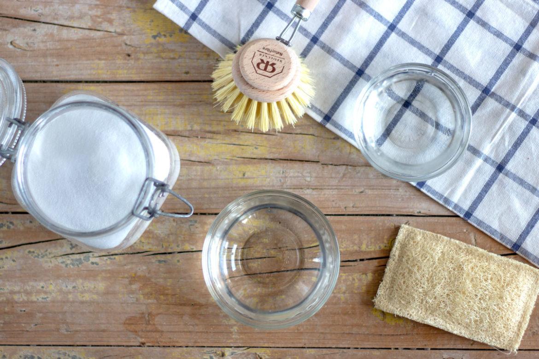 Limpieza cocina zero waste