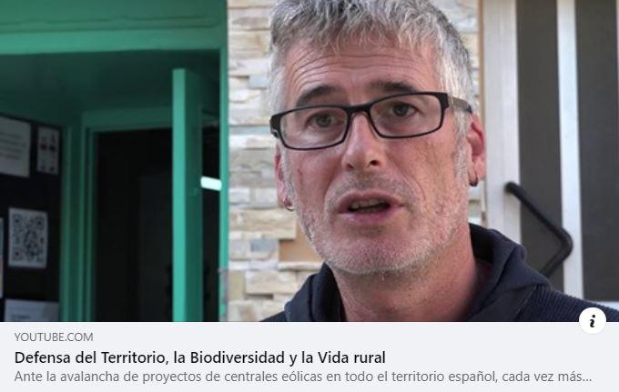 Vídeo 'Defensa del Territorio, la Biodiversidad y la Vida Rural'