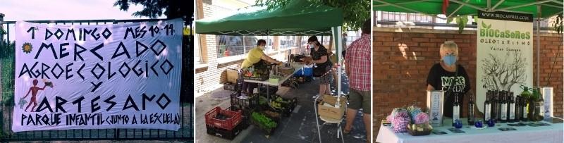 Mercado Agroecológico y de Artesanía de Valderrobres