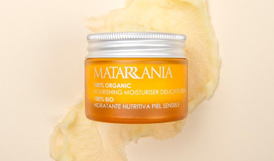 Hidratante piel sensible de Matarrania
