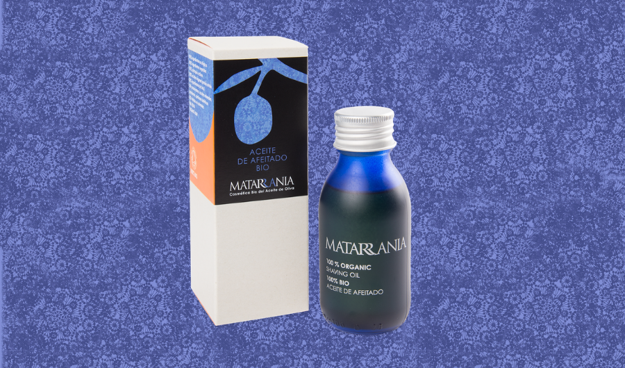 Aceite de afeitado y post depilación MATARRANIA