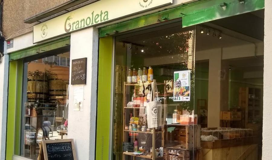 Granoleta, punto de venta MATARRANIA en Barcelona