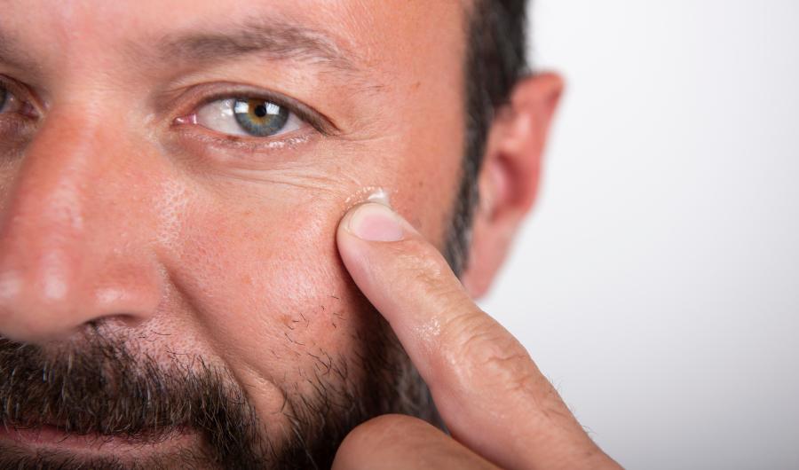 Rutina facial masculina con MATARRANIA