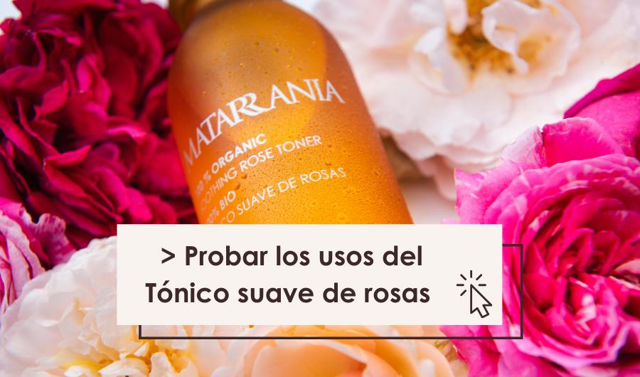 Comprar tónico de rosas Matarrania